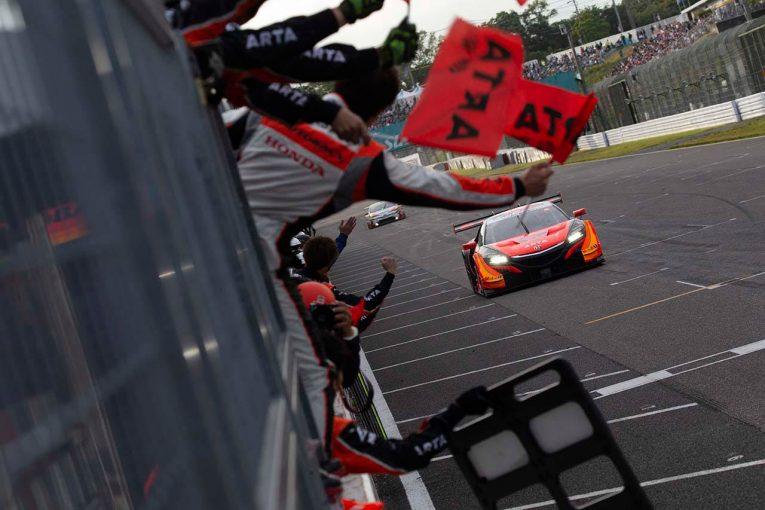 スーパーGT | ARTA NSX-GT スーパーGT第3戦鈴鹿 決勝レポート
