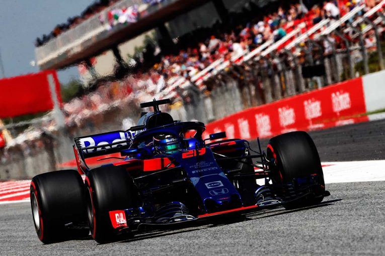 F1 | トロロッソ・ホンダ甘口/辛口ダブル評価 F1スペインGP編
