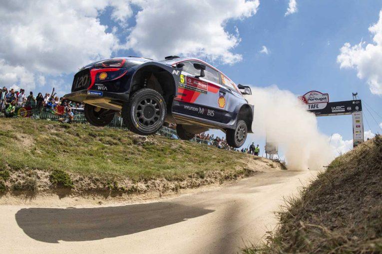 ラリー/WRC | WRC:ヌービル2勝目でランキング首位浮上。パワーステージはトヨタのラッピが制す