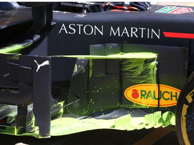 F1 | F1スペインGP技術解説(3):メルセデスの空力哲学の影響を受けたレッドブルのバージボード