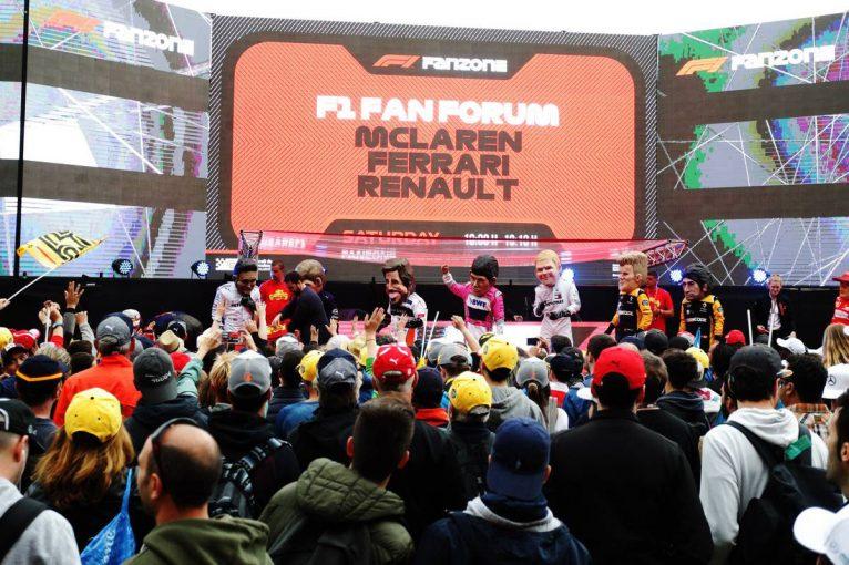 F1 | 毒舌パドック裏話 スペインGP編:F1に新しいサービスを次々と導入するリバティ・メディア