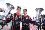 ラリー/WRC | ヌービル、勝利の要因は「クレバーな戦い方」/WRCポルトガル デイ4ドライバーコメント