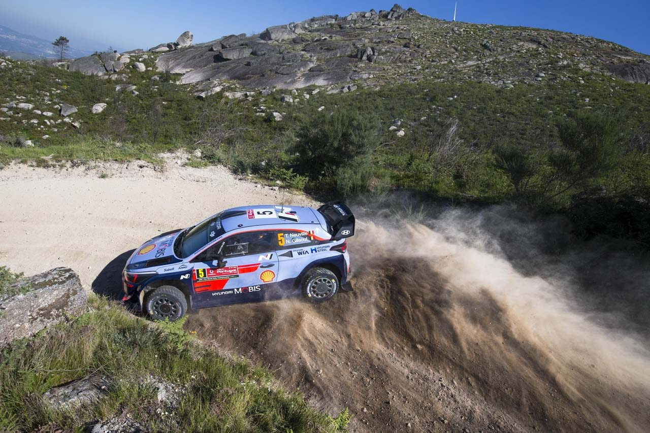 WRCポルトガル デイ4ドライバーコメント
