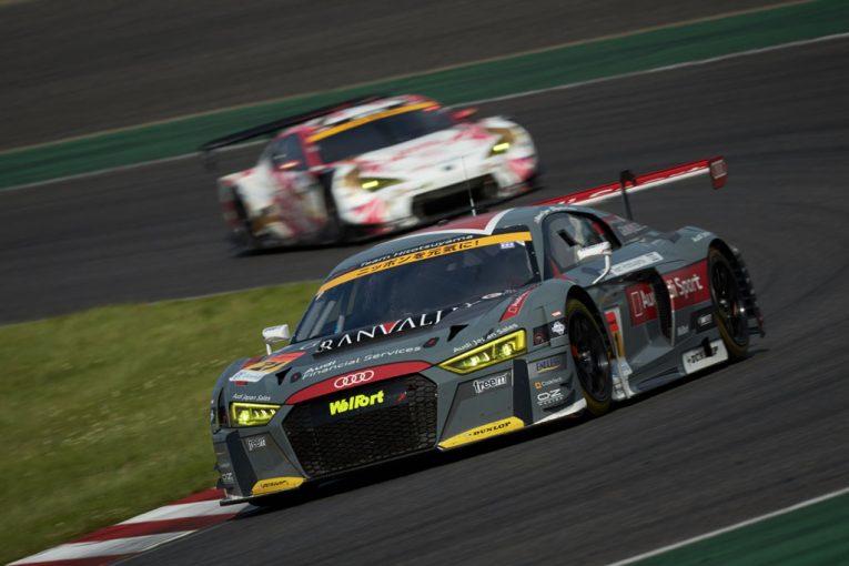 スーパーGT   アウディ ジャパン スーパーGT第3戦鈴鹿 レースレポート