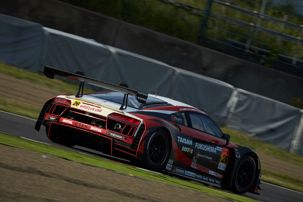 アウディ ジャパン スーパーGT第3戦鈴鹿 レースレポート