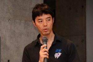 チームミライ代表・監督の岸本ヨシヒロ
