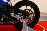 スプロケットが大きいのは減速比をファイナルで調整するため