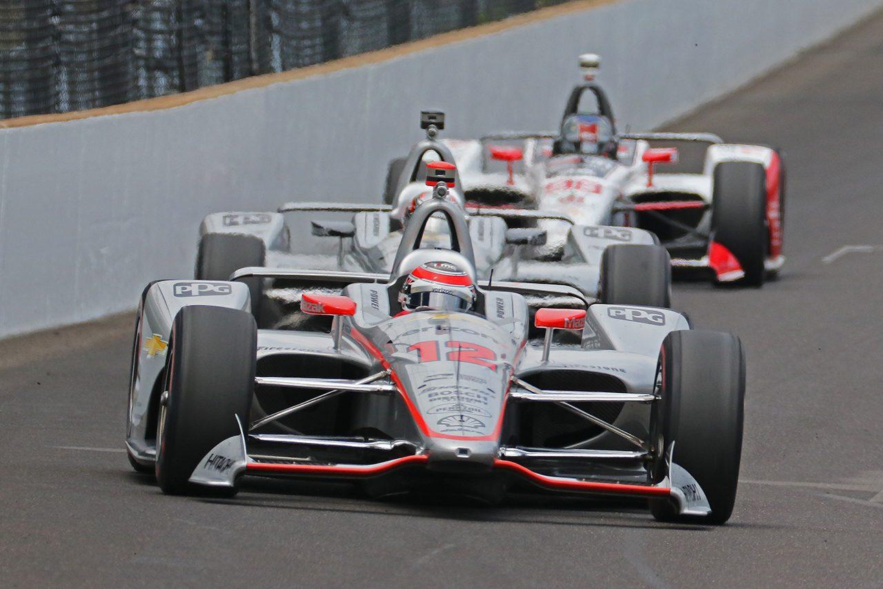 第102回インディ500デイ7:レースに向けて33台が走行を重ねカラムがトップスピード