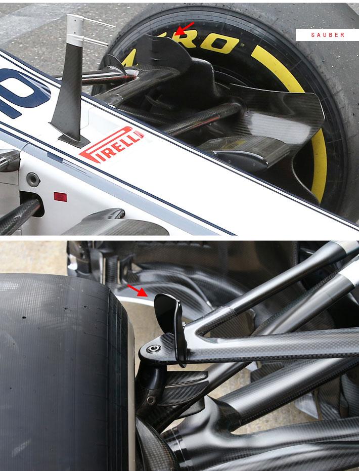 F1スペインGP技術解説(4):控えめなアップデートで完勝したメルセデス
