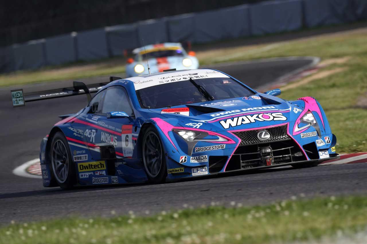 LEXUS TEAM LEMANS WAKO'S スーパーGT第3戦鈴鹿 レースレポート