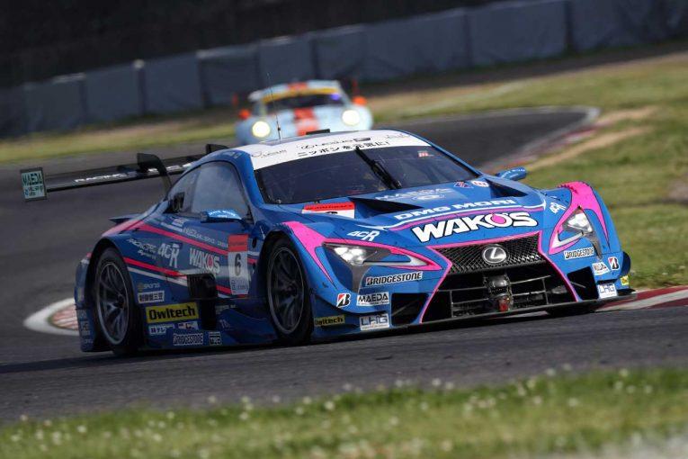 スーパーGT | LEXUS TEAM LEMANS WAKO'S スーパーGT第3戦鈴鹿 レースレポート