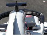 F1 | F1スペインGP技術解説(5):ハースも他チームが導入している3重式のハロを採用