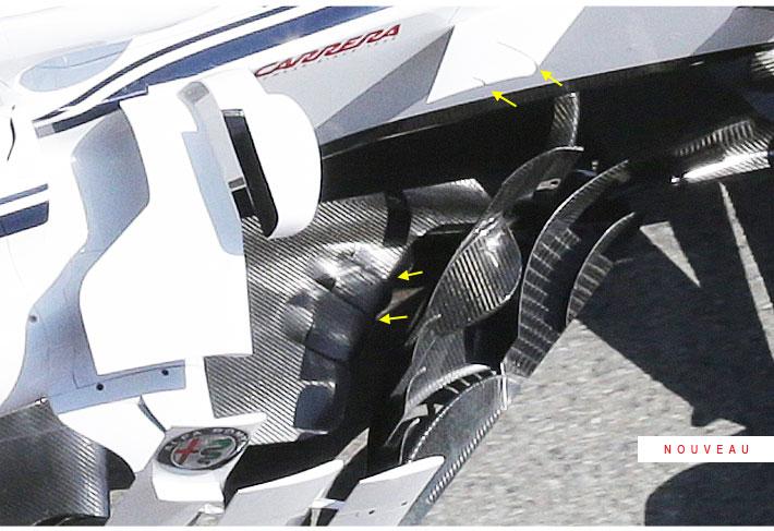 F1スペインGP技術解説(5)