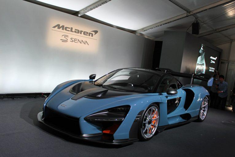 クルマ | マクラーレン・アルティメットシリーズの最新マシン『セナ』が日本初公開