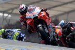 MotoGP:2戦連続転倒リタイアのドゥカティ ドヴィツィオーゾ。「このミスを受け入れるのは難しい」