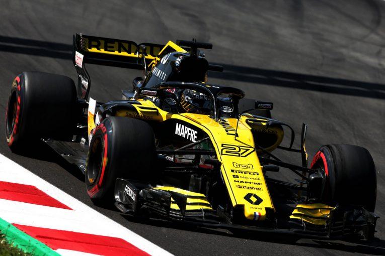 F1 | ルノーF1、2019年用マシン開発へのシフトを早くも検討
