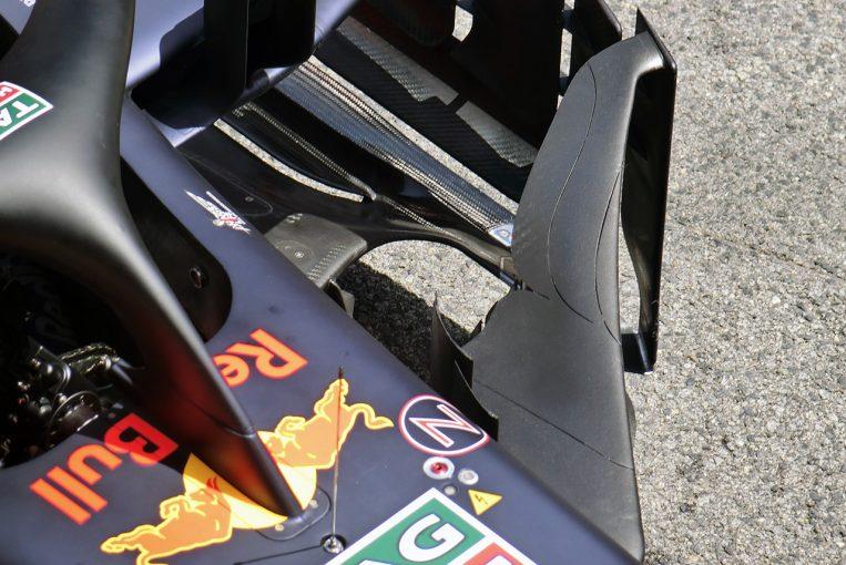F1 | 【津川哲夫の私的F1メカ】レッドブルRB14のワクワクする新エアロ処理:カモメ・カナード