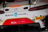 鈴鹿10時間に向け日本勢11台が公式テストに参加。21号車アウディが初日トップに