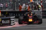 F1   F1モナコGP FP1:リカルドがトップ、トロロッソ・ホンダのハートレーは最多46周の12番手