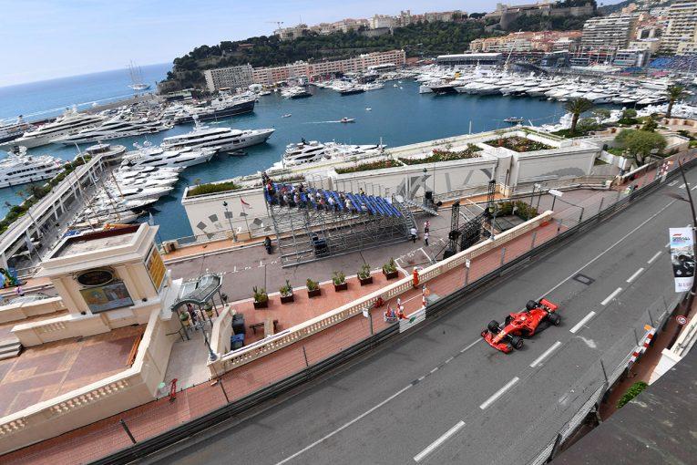 F1 | 【タイム結果】F1第6戦モナコGP フリー走行1回目
