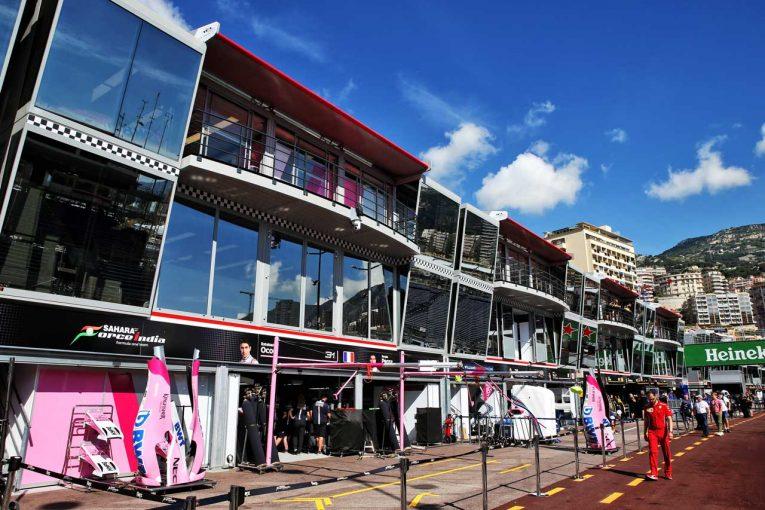 F1 | 【フォトギャラリー】F1第6戦モナコGP 水・木曜