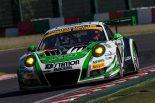 スーパーGT | 鈴鹿10時間公式テスト:ドライの2日目はD'station Porscheがトップタイム