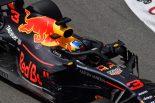 F1   F1モナコGP FP2:初日最速はリカルド。ハートレーとガスリーは11、14番手