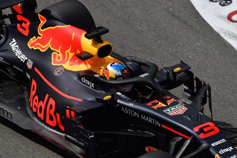 F1 | F1モナコGP FP2:初日最速はリカルド。ハートレーとガスリーは11、14番手