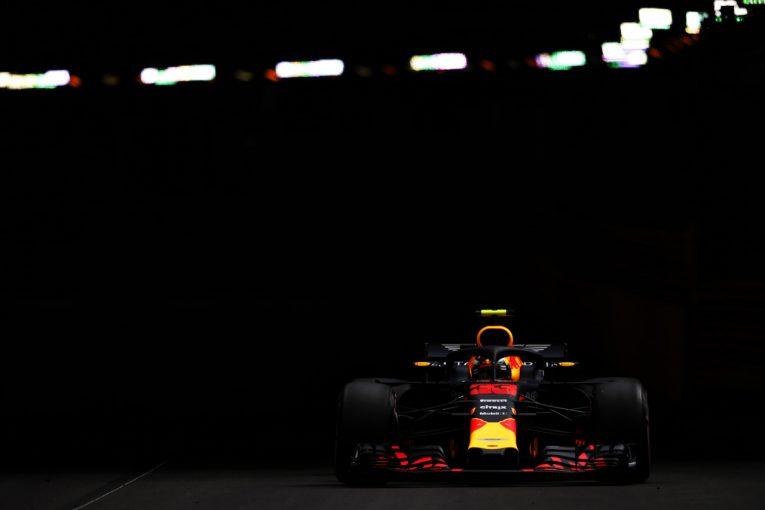 F1 | 【動画】1コーナーでオーバーランのフェルスタッペン、バックギヤを使用しコース復帰
