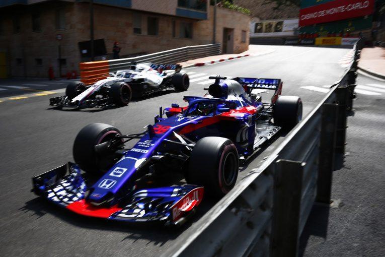 F1   ホンダ田辺TD「トラブルなくPUセッティングの最適化を進めた。予選、決勝ともにいい戦いができそう」F1モナコGP木曜
