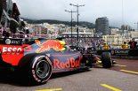F1   リカルド「ラップレコードを記録できてうれしい。今回は圧勝を狙っている」:F1モナコGP木曜