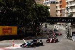 海外レース他 | FIA F2第4戦モナコ レース1:福住が10位入賞。レースはマルケロフが制す