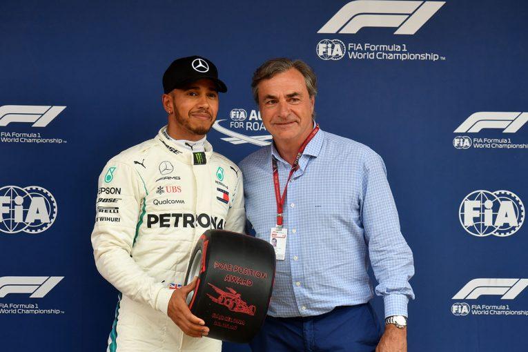 F1 | F1 Topics:モナコGPのピレリ・アワードのプレゼンターは大物らしい!?
