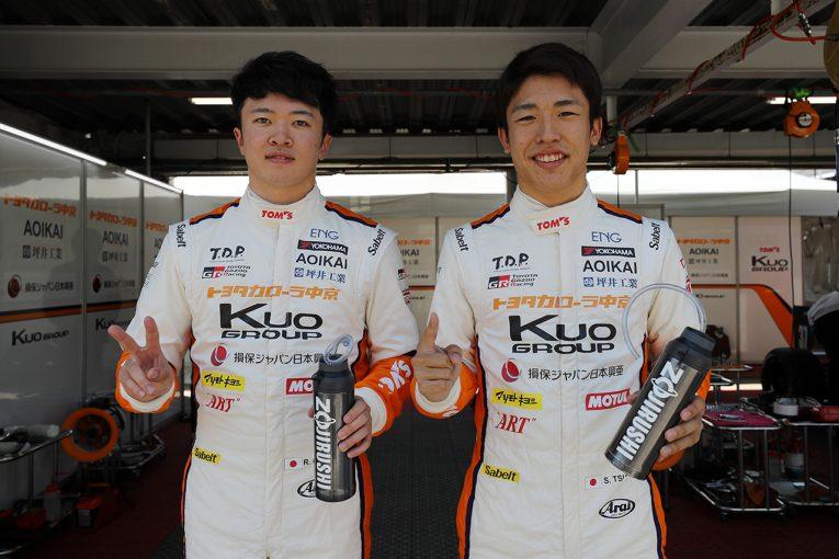 国内レース他 | 全日本F3第3戦/第4戦予選:坪井が両戦のポールを獲得。第3戦は宮田、第4戦は大湯が続く