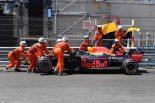 F1   トロロッソ・ホンダが7、8番手。フェルスタッペンはクラッシュ/【タイム結果】F1モナコGP FP3