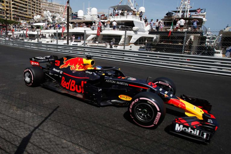 F1 | 【順位結果】F1第6戦モナコGP予選