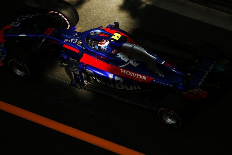 F1   ホンダ田辺TD「Q3進出はうれしい結果。PUのセッティングがうまく決まり、決勝に楽観的見通し」:F1モナコGP土曜