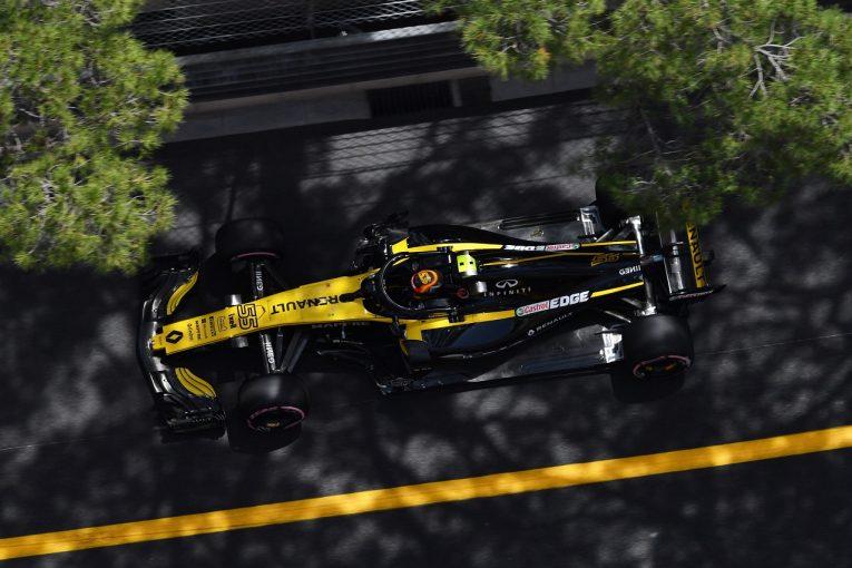 F1   サインツJr.「予選中のセットアップ変更で11秒台に近づくことに成功、8番手に」:F1モナコGP土曜