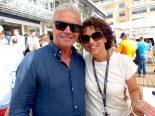 F1   【あなたは何しに?】F1モナコGPはリカルドの両親も現地で応援