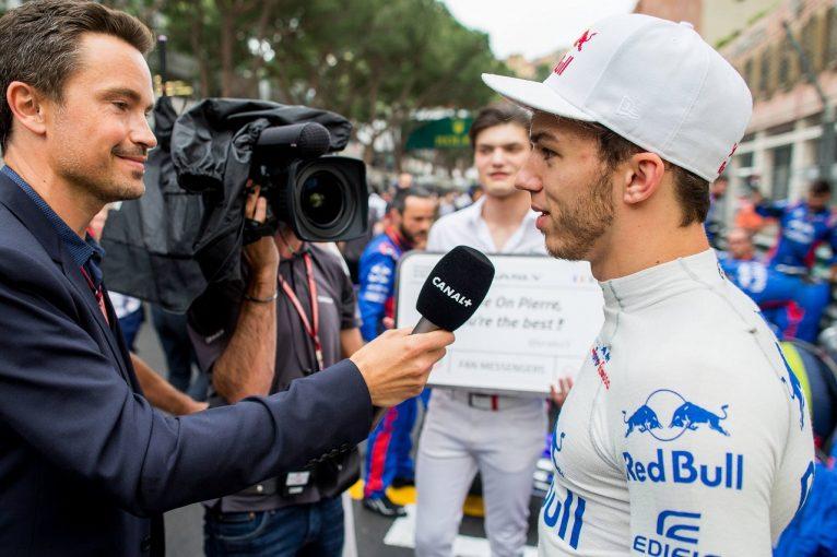 F1 | ガスリー7位「マシンが本当に速かった。これほど難しいタイヤ戦略を成功させたことも信じられない」:トロロッソ・ホンダ F1モナコGP日曜