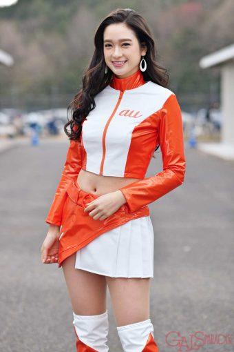 レースクイーン   太田麻美(au Circuit Queen/2018SGT)