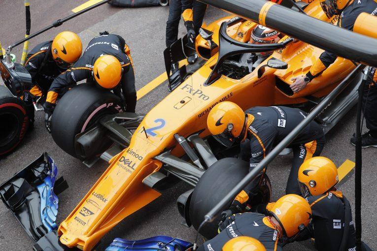 F1 | バンドーン「タイヤとピットストップで時間を失い、期待外れの結果に」:F1モナコGP日曜