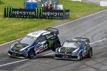 ラリー/WRC | 世界ラリークロス第4戦:セミファイナルで同士討ちもフォルクスワーゲンが今季3勝目