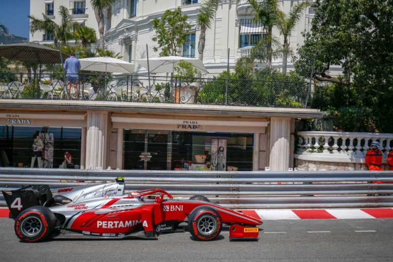 海外レース他   プルタミナ・プレマ・セオドール・レーシング FIA F2第4戦モナコ レースレポート