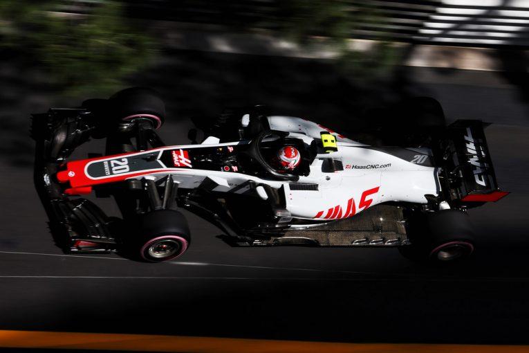 F1 | マグヌッセン「マシン本来の性能を発揮できず。カナダではポイント獲得に期待」/ハース F1モナコGP日曜
