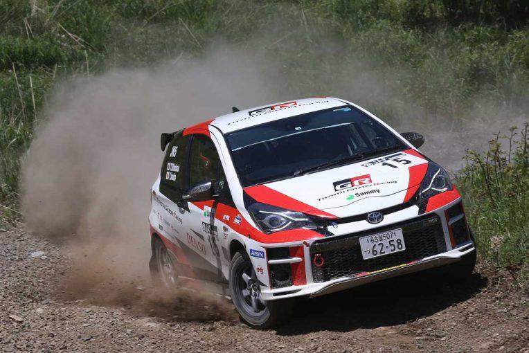 ラリー/WRC | 全日本ラリー:トラブルに見舞われたトヨタ。デイリタイアも「ポテンシャルの片鱗を感じた」