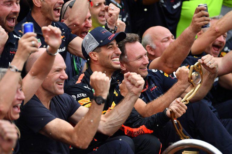 F1 | F1 Topic:モナコのPUトラブルでルノーへの信頼を再び失ったレッドブル、カナダGPの新PUを注視