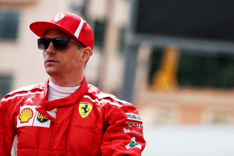 F1   ライコネン、トヨタでWRC復帰とのうわさを完全否定