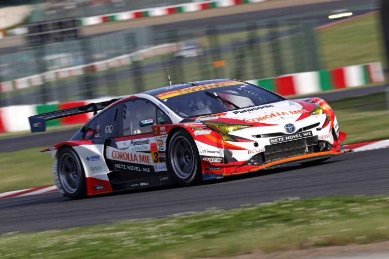 スーパーGT | 30号車TOYOTA PRIUS apr GT スーパーGT第3戦鈴鹿 レースレポート
