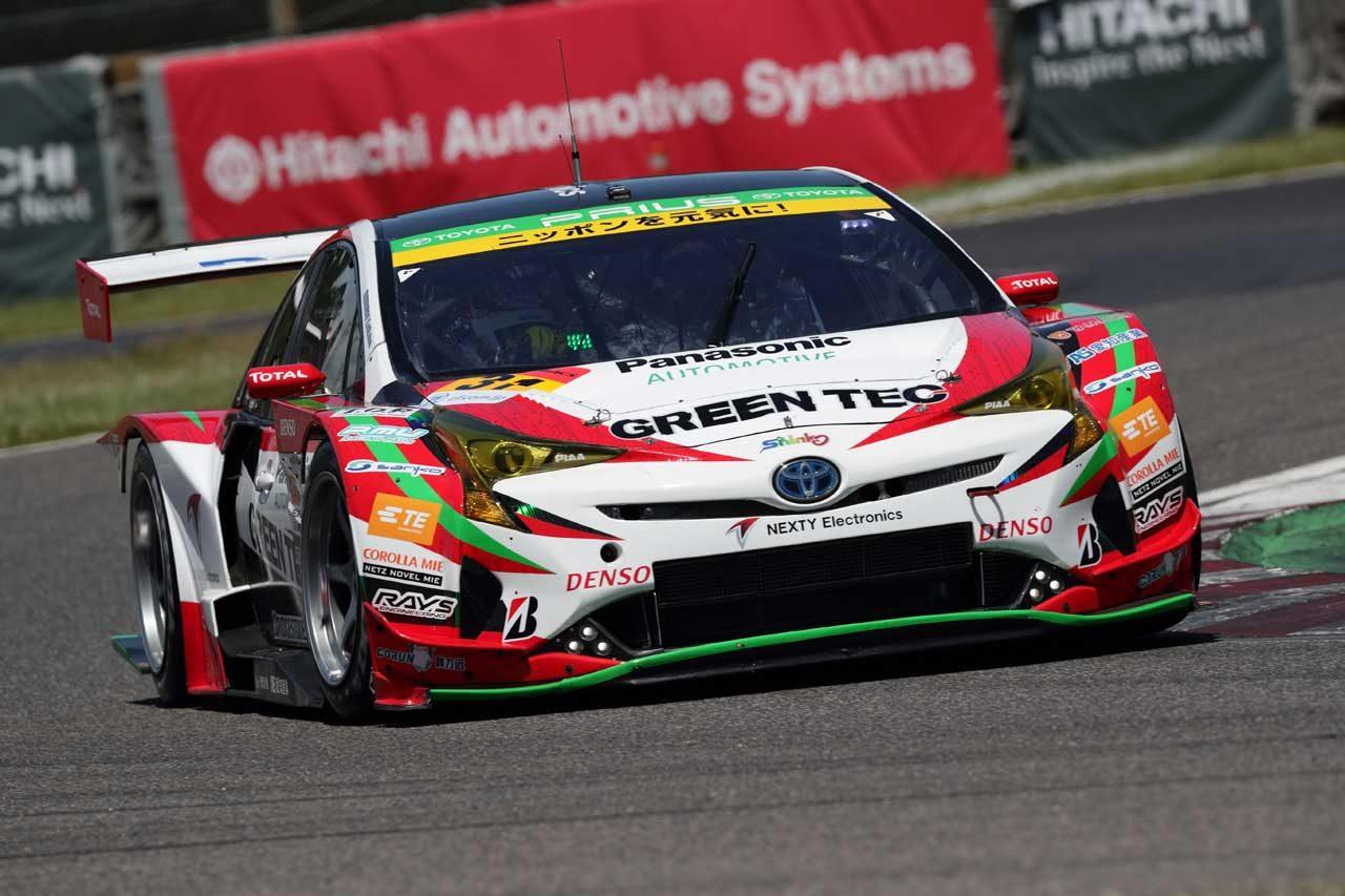 31号車TOYOTA PRIUS apr GT スーパーGT第3戦鈴鹿 レースレポート